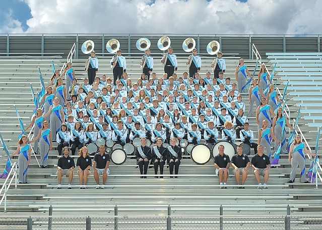Darby High School Band – Main Page