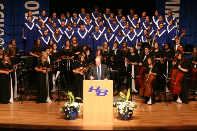 Bradley High School Choir